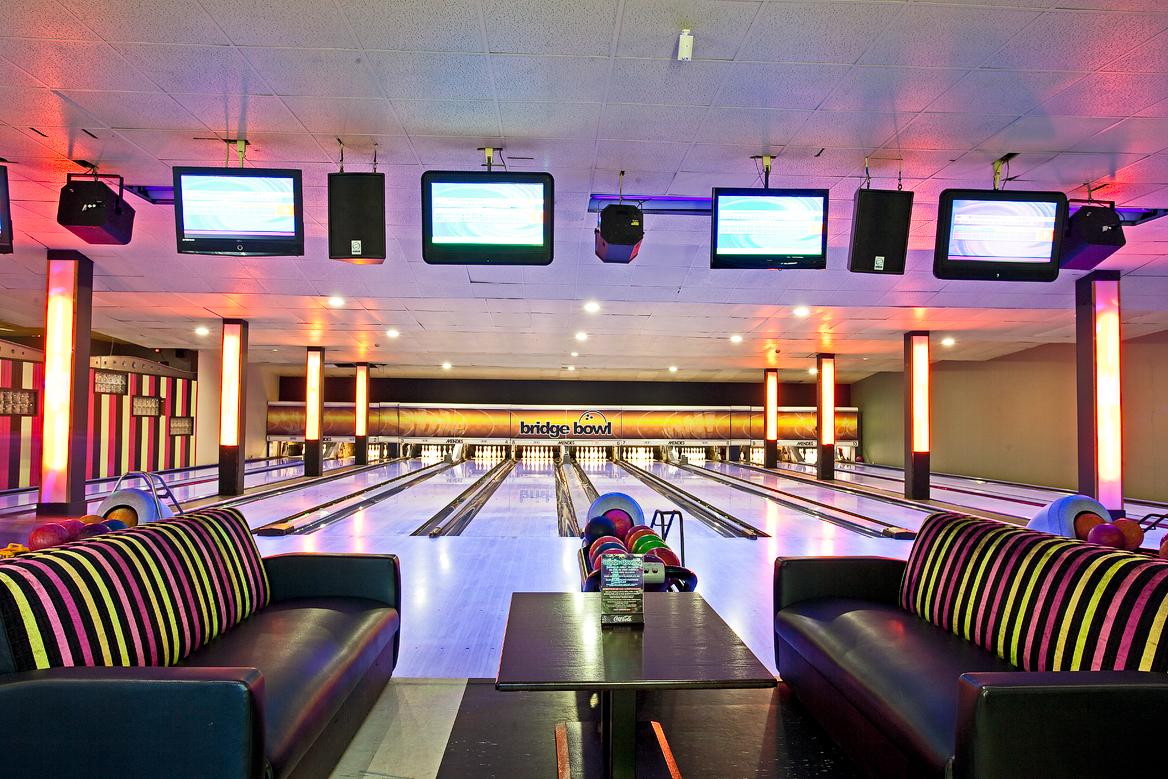 Sheepbridge Bowling Alley Architecture Interior Design Project
